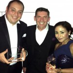Lyric 3.1 awards Greg, Paul & Jaz