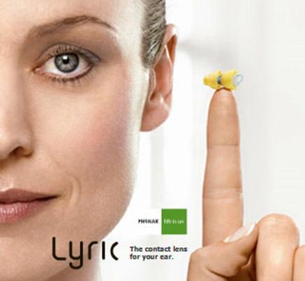 Lyric - contact lens